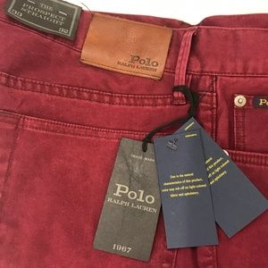 Polo by Ralph Lauren Jeans - Polo Ralph Lauren Mens Pants Jeans 33x32 NWT